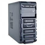 Компьютерный корпус HuntKey GS68 Black
