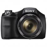 Фотоаппарат компактный Sony DSC-H300, черный