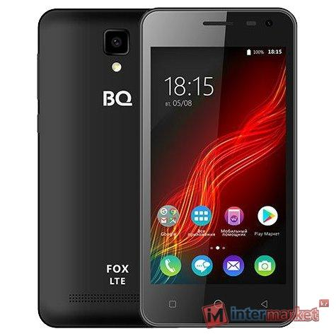 Смартфон BQ BQ-4500L Fox LTE Black