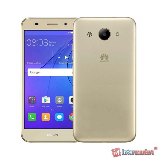 Смартфон Huawei Y3 2017, Gold